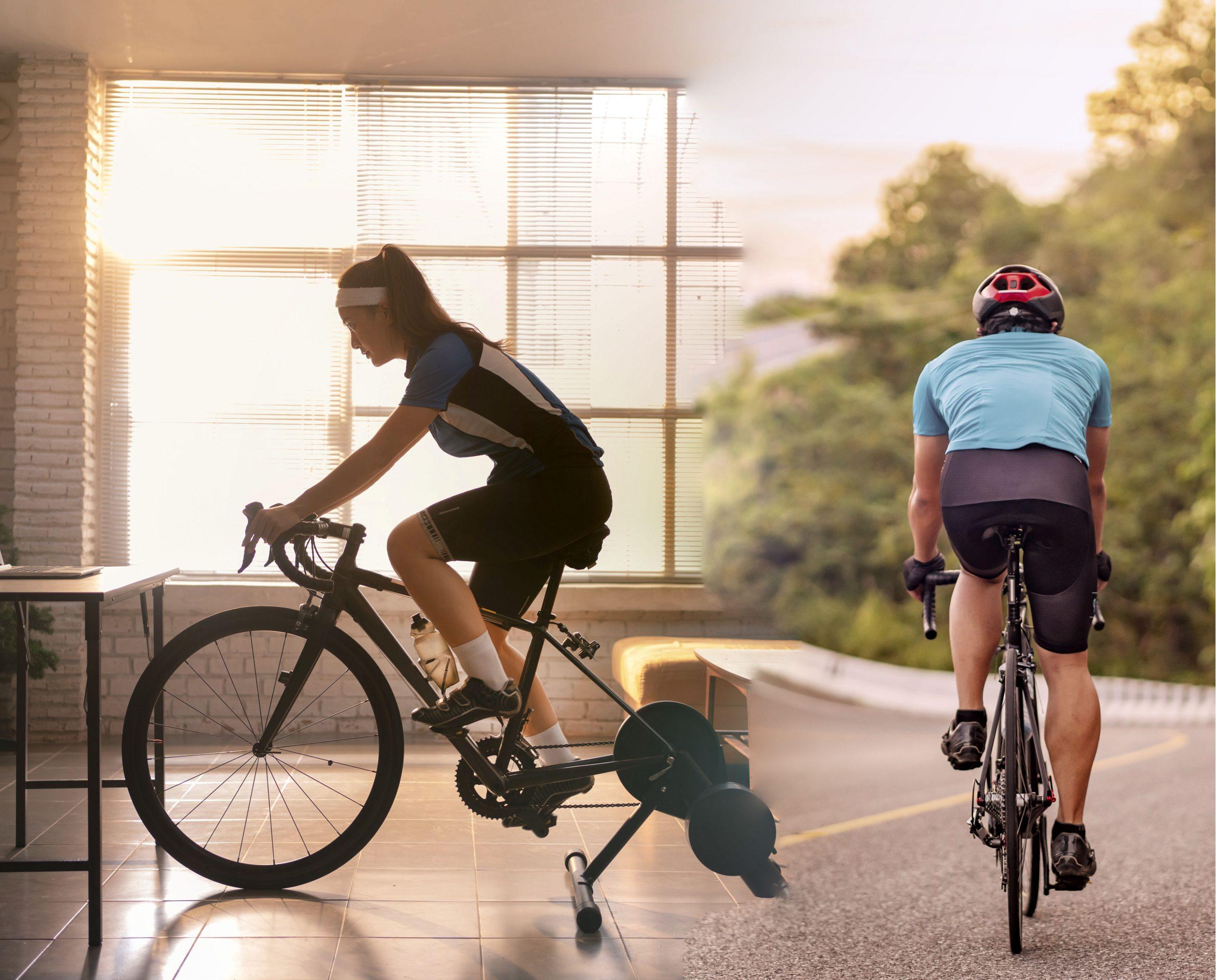 Zeropianura allenamento ciclismo endurance sport bicicletta